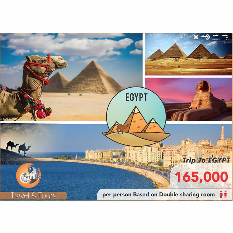 Egypt Tour Package One58 Travel Tours