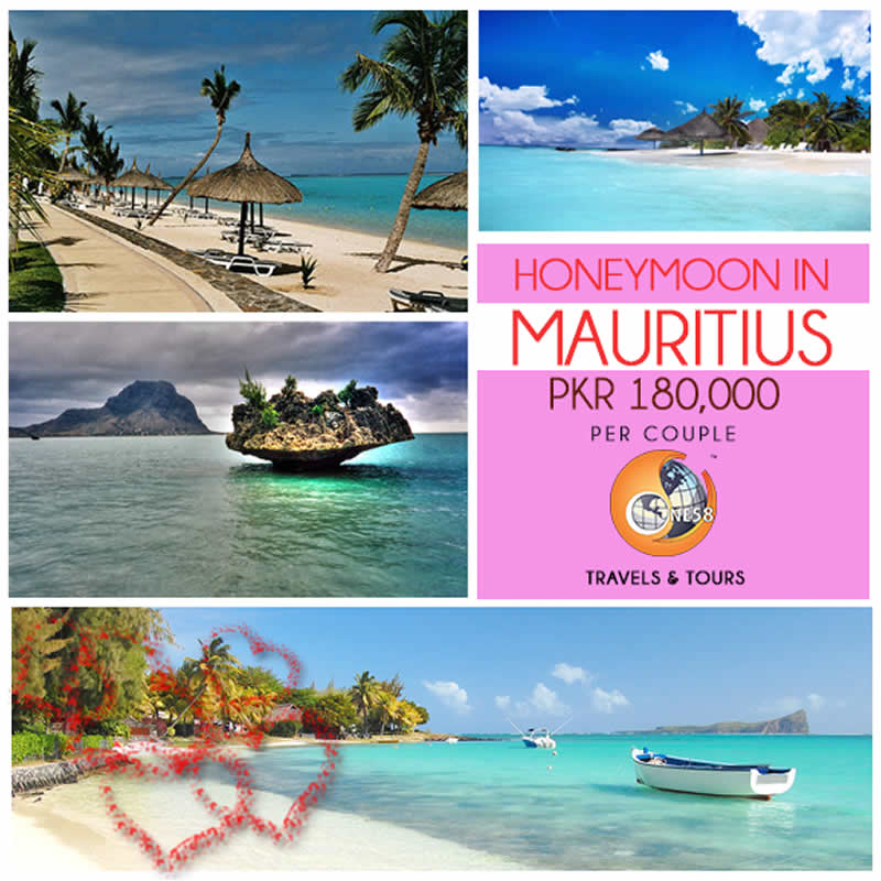 Mauritius Tour Package One58 Travel Tours